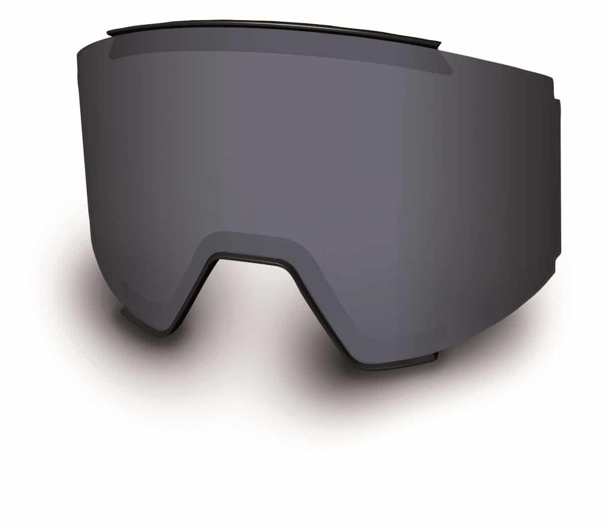 LAVA 7.6 or Magmatica Spare Lenses SM2 Silver Mirror
