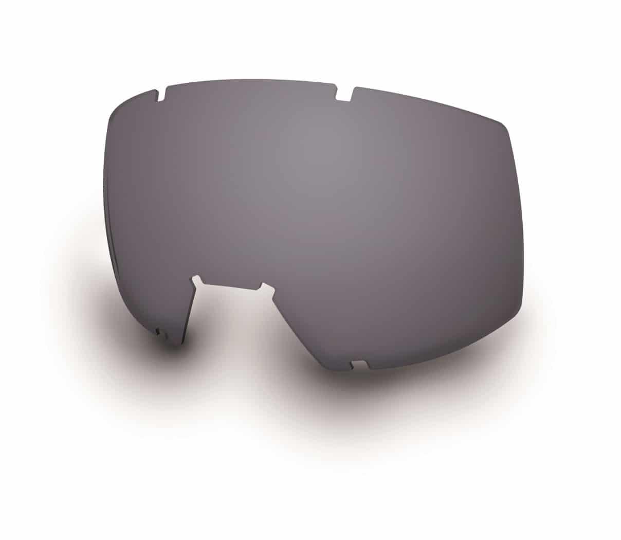 ALFA NASTEK, SCIARA, CALDERA Spare Lenses - SZA Thrama Silver DL Cat. 3
