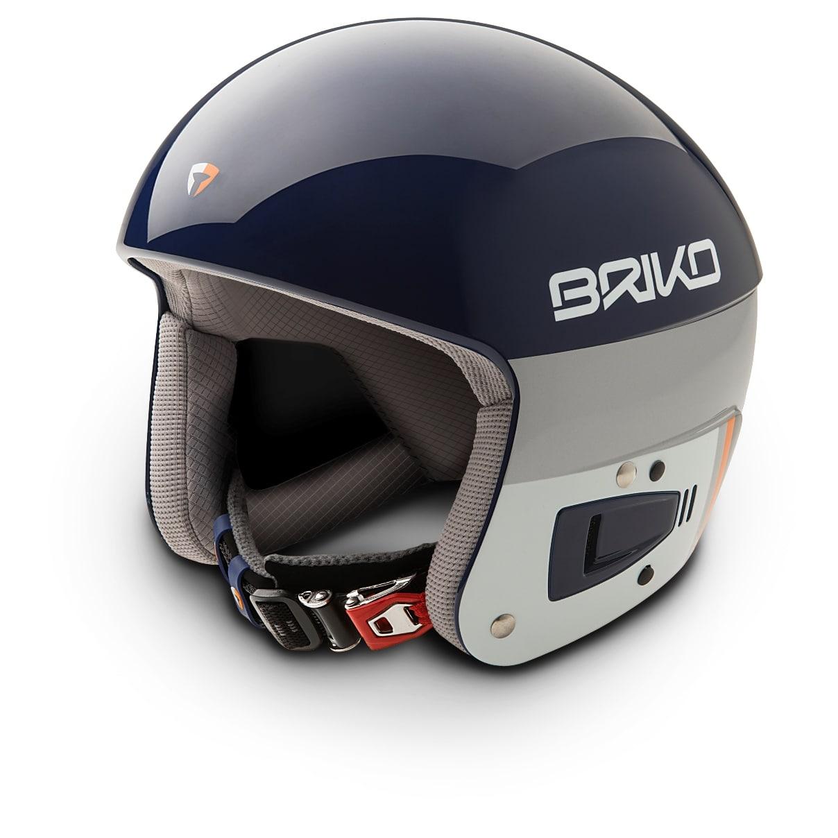 Briko Vulcano FIS Helmet - Blue Sky White