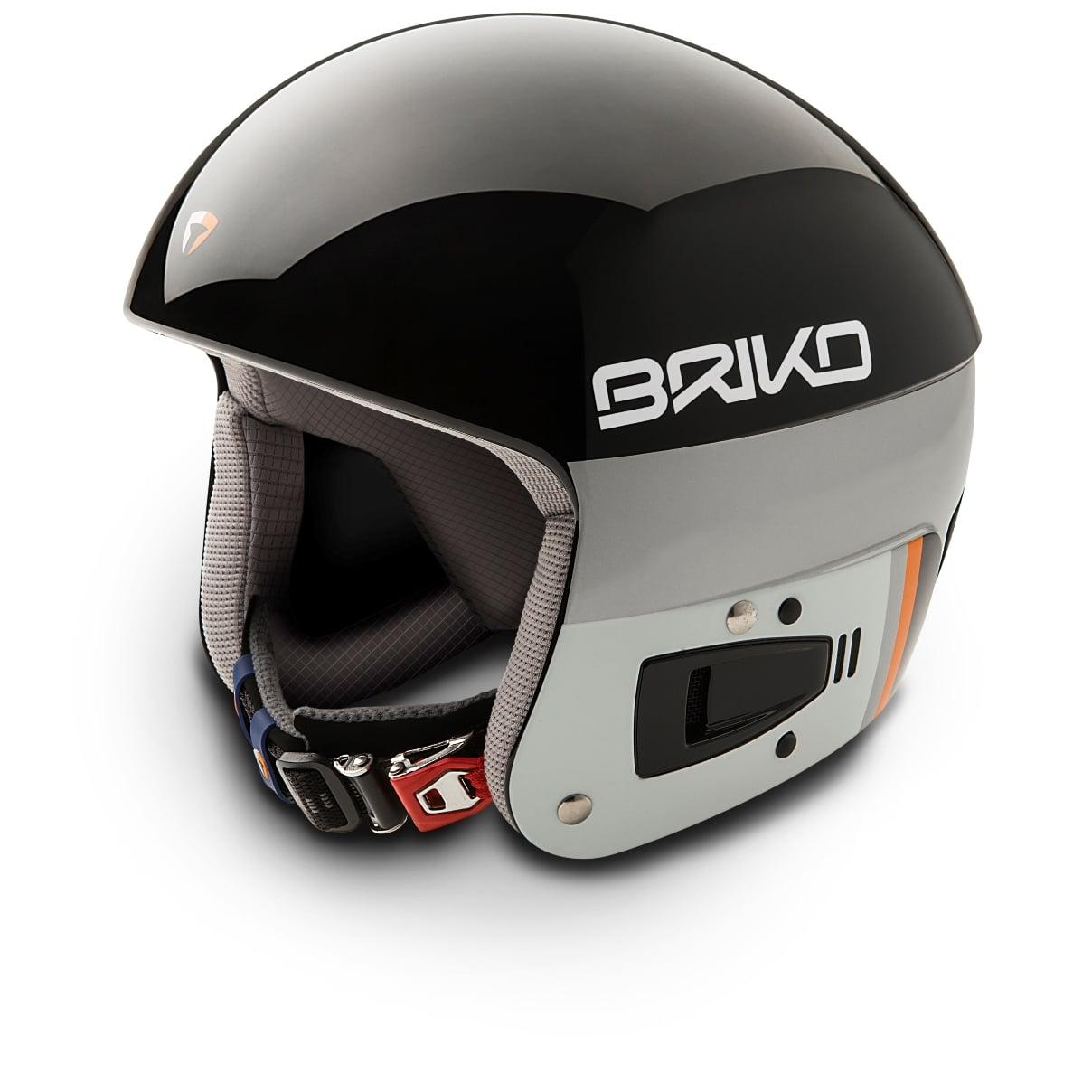 Briko Vulcano FIS Helmet - Black