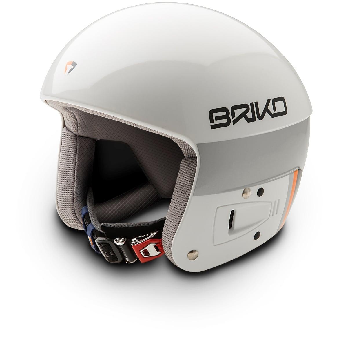 Briko Vulcano FIS Helmet - White
