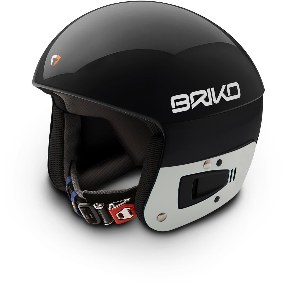 Briko Vulcano FIS JR Helmet - Black
