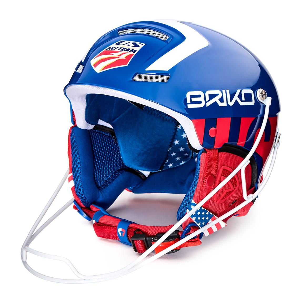 Briko USA Slalom Helmet - Blue
