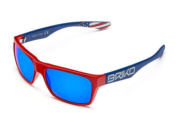 Patriot Eyewear - Blue/Red