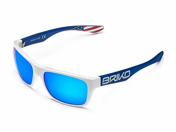 Patriot Eyewear - White/Blue