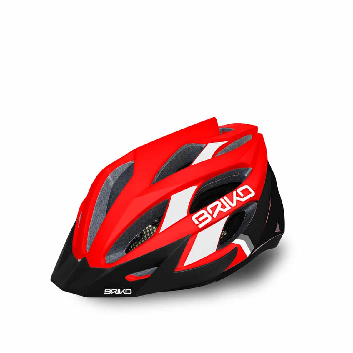 Fuoco - White/Red/Black 1