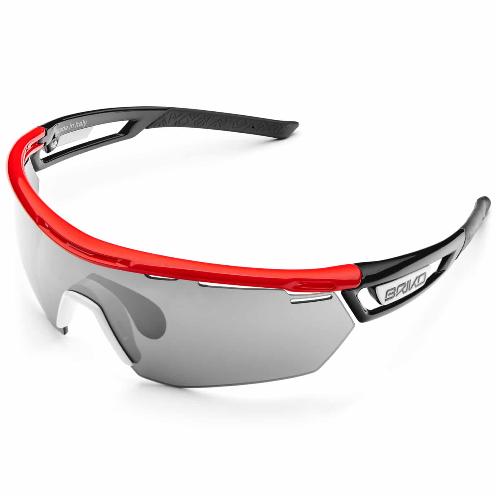 Cyclope –2 Lenses Red/Blk/Wht