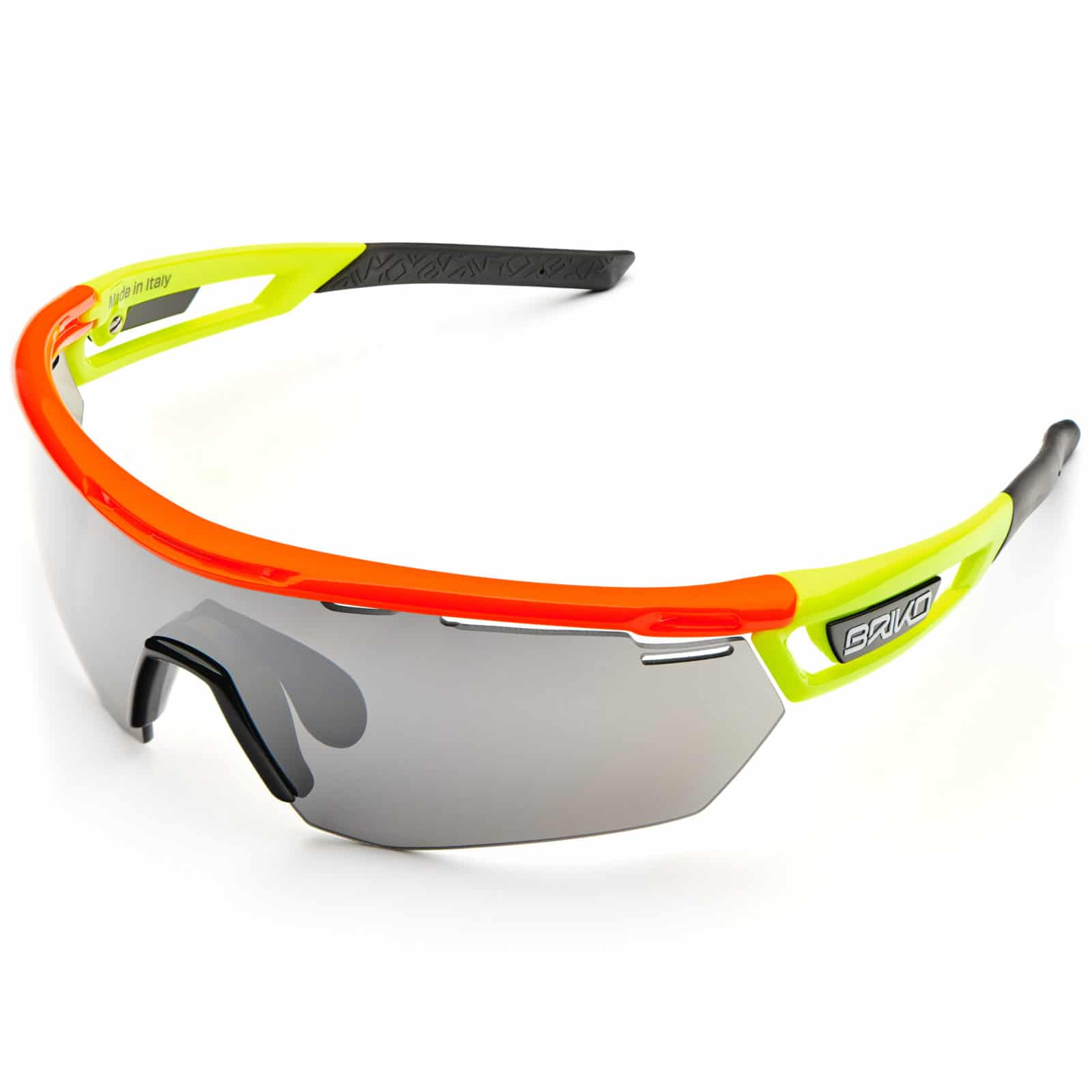 Cyclope –2 Lenses Fluo Org/Ylw/Blk