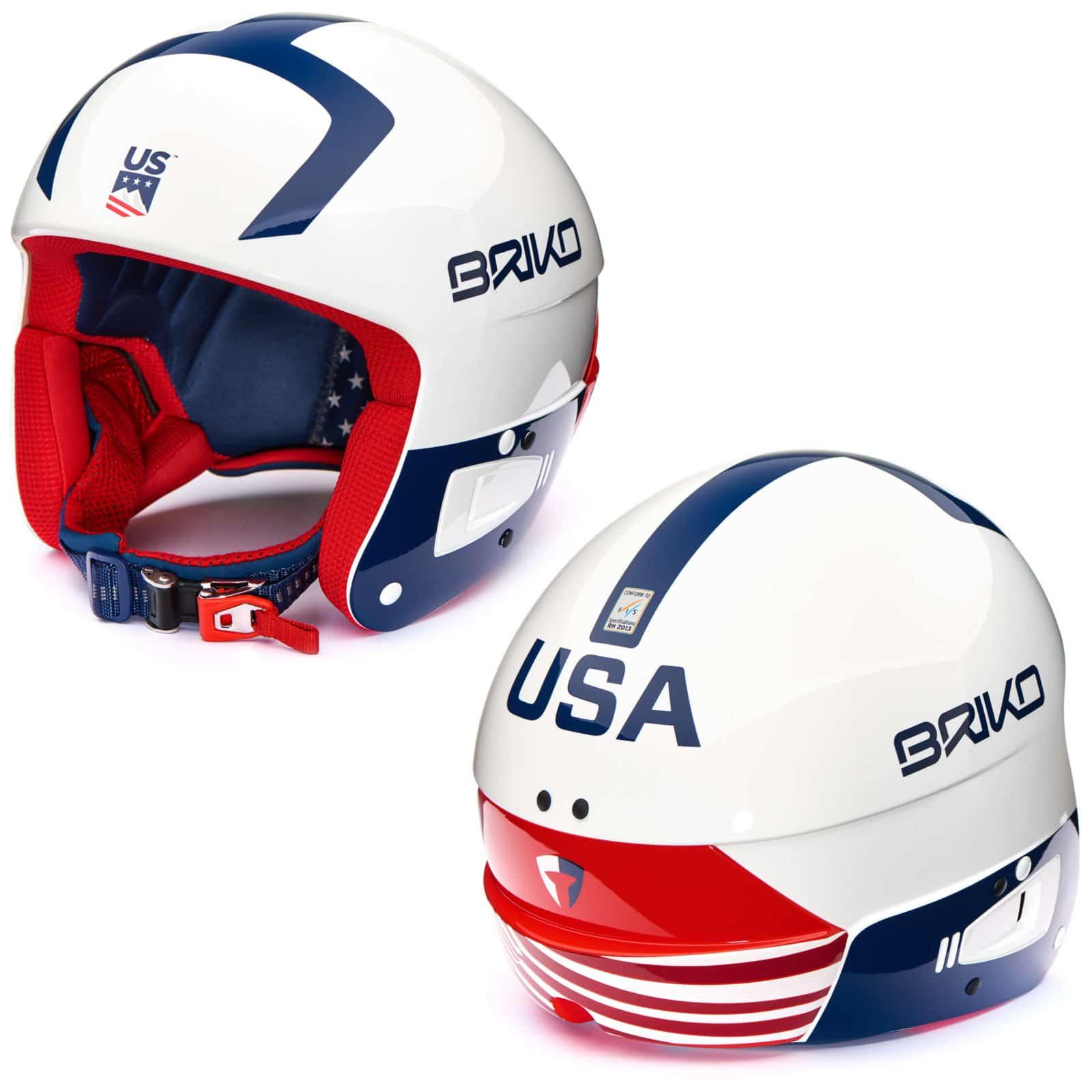 USA Vulcano FIS Helmet