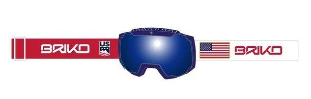 New Briko USA Caldera goggle