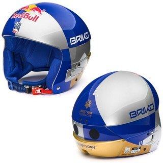 Briko Vulcano FIS Lindsey Vonn helmet