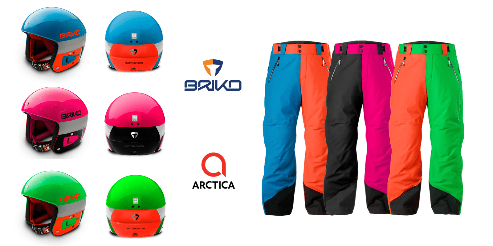03f7e979bc Briko Vulcano FIS and Arctica Pants  A Perfect Match