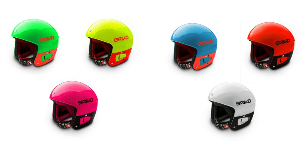 Briko Vulcano FIS Jr Adjustable helmets 2017-18