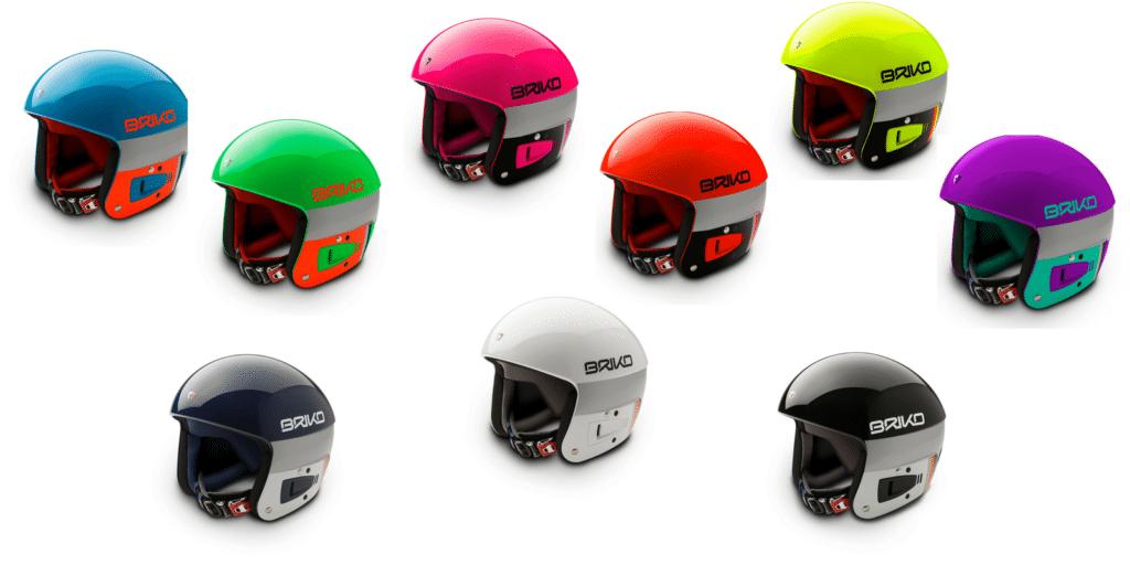 Briko Vulcano FIS helmets 2017-18