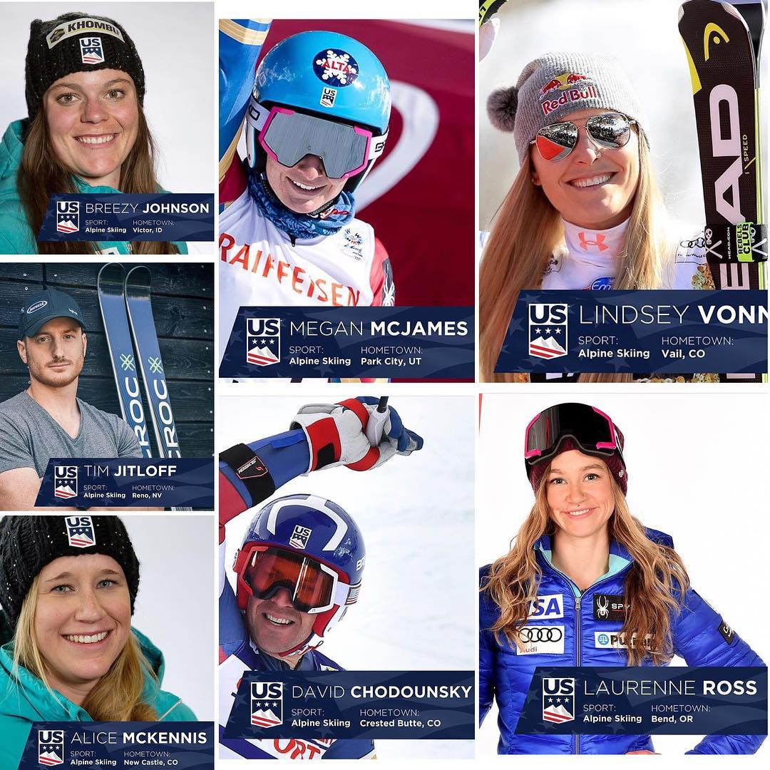 Briko Team USA Athletes to Watch in PyeongChang 2018 3