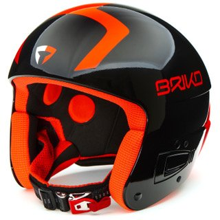 Briko VULCANO FIS Fluid- Black Orange 1