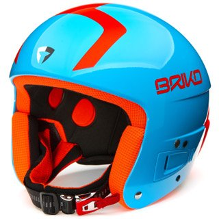 Briko VULCANO FIS Fluid- Light Blue Flouro Orange 1