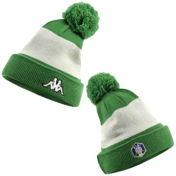 KAPPA 6CENTO FLOCK FISI Knit Hat - Green