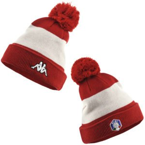 KAPPA 6CENTO FLOCK FISI Knit Hat - Red