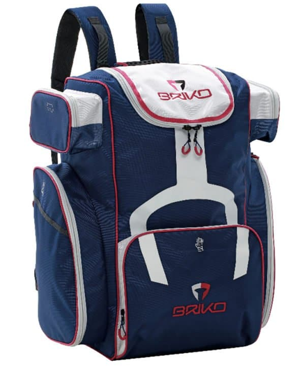 WC Backpack - Blue/White/Pink