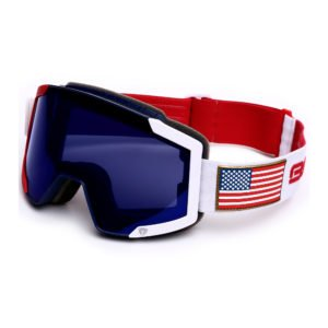 LAVA 7.6 USA Goggles - 2 lenses