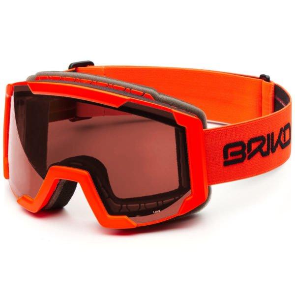 LAVA Goggles - Orange Fluo/P1 Pink