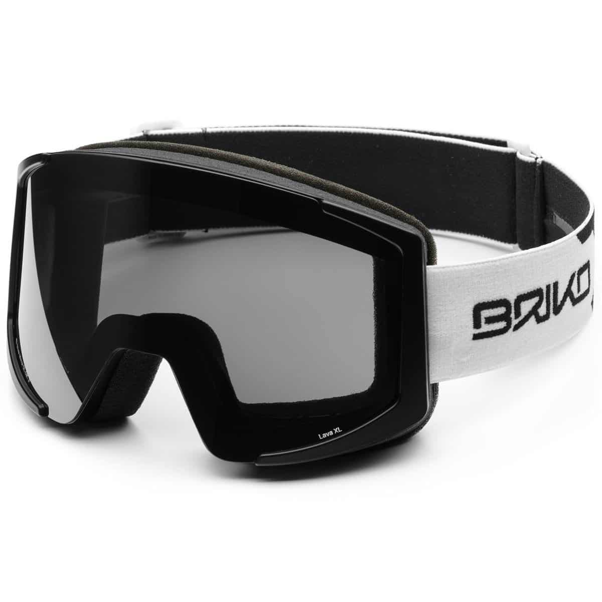 8eec2e2f7 Briko LAVA XL Goggles - 2 lenses - World Cup Ski Shop