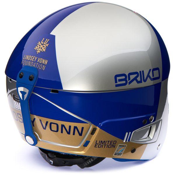Lindsey Vonn Red Bull Vulcano FIS Jr Helmet