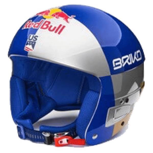 Lindsey Vonn Red Bull Vulcano FIS Jr Helmet 2