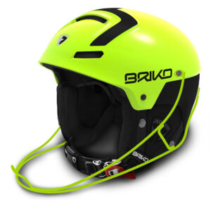 Briko Slalom Helmet with Chinguard on World Cup Ski Shop