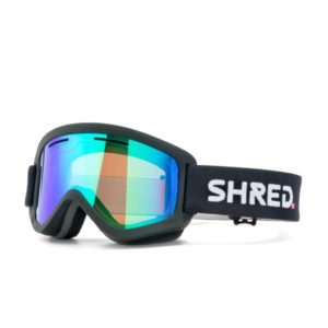 Shred Wonderfy Goggle Black w/ 2 Free Bonus Lenses! on World Cup Ski Shop