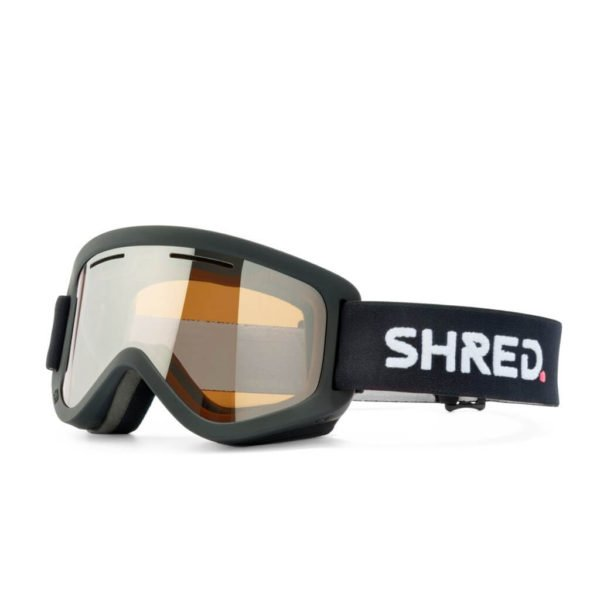 Shred Wonderfy Goggle Black w/ 2 Free Bonus Lenses! on World Cup Ski Shop 1