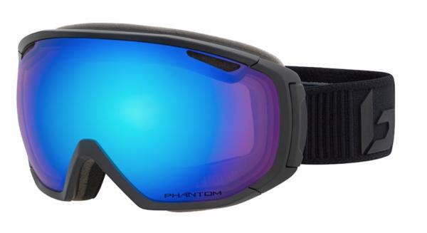 Bolle Tsar - Matte Black Corp w/ Phantom+ lens on World Cup Ski Shop