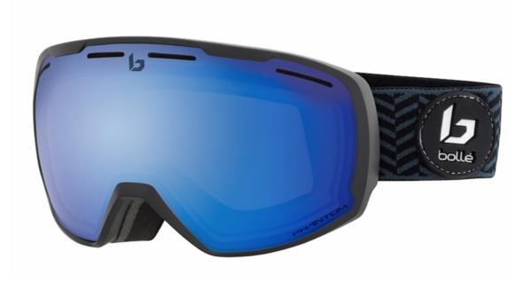 Bolle Laika Matte Black Waves w/ Phantom+ lens on World Cup Ski Shop
