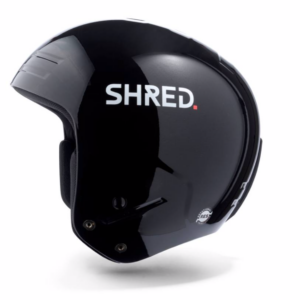 Shred Basher Black helmet on World Cup Ski Shop