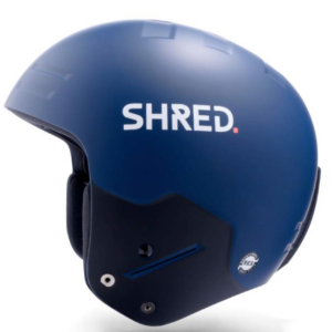 Shred Basher Navy helmet on World Cup Ski Shop