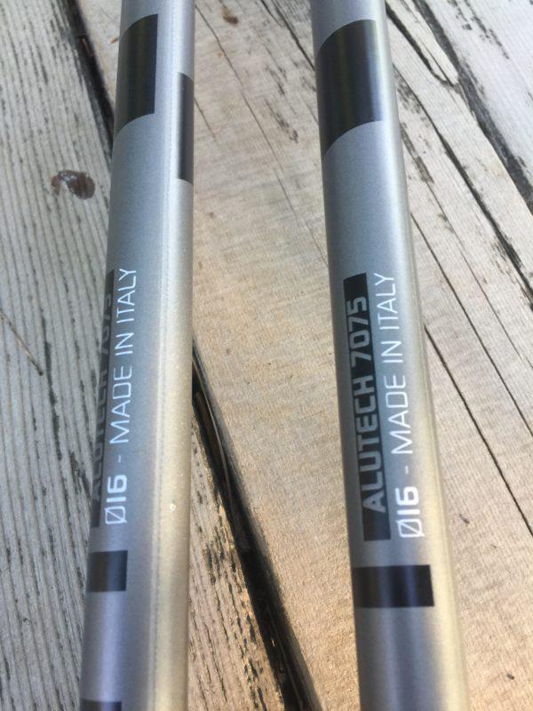 Masters Domain ski poles on World Cup Ski Shop 3