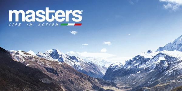Summit Light CALU trekking poles by Masters on World Cup Ski Shop 1