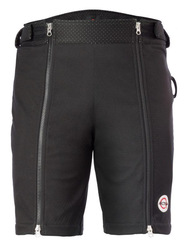 Arctica Black Kat Flexshell Shorts on World Cup Ski Shop 1