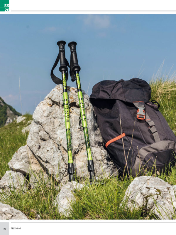 NEW Ranger trekking poles by Masters on World Cup Ski Shop 5