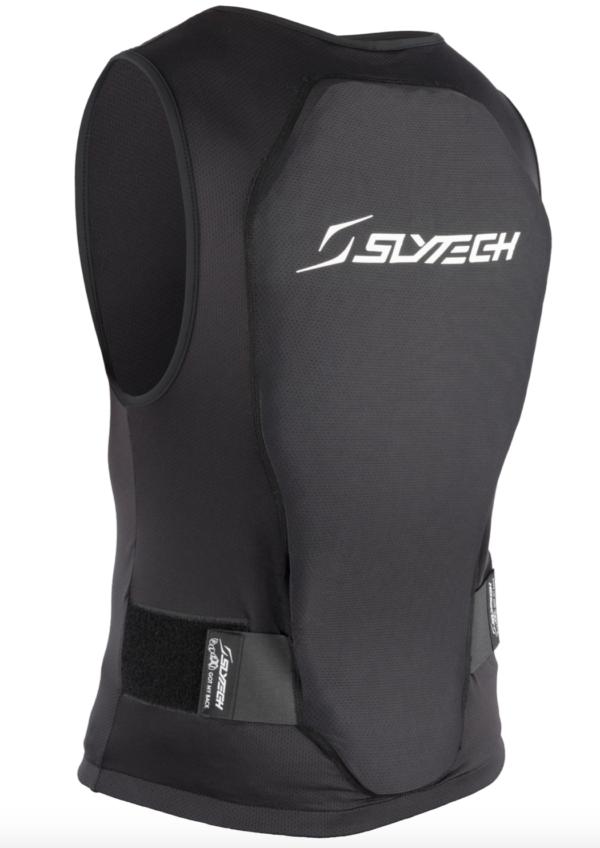 Slytech/Shred Flexi Back Protector Vest on World Cup Ski Shop