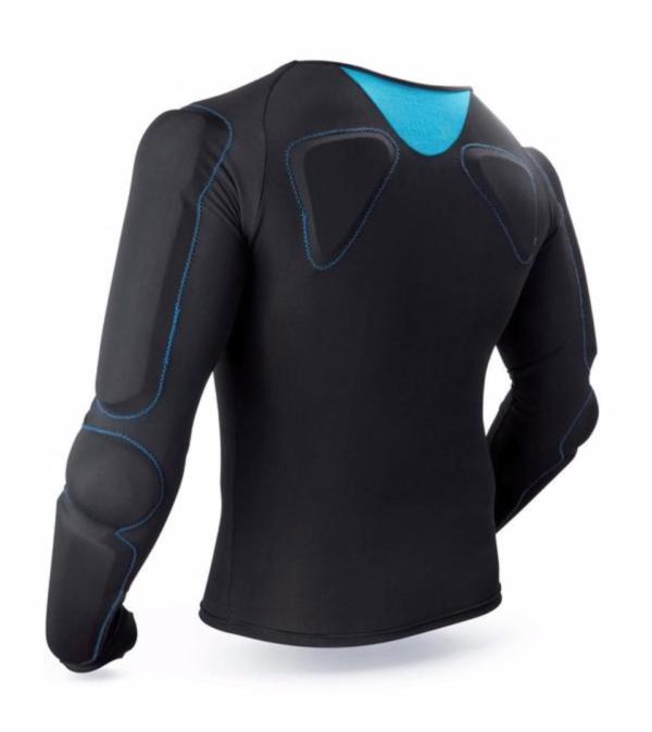 Shred Ski Race Protective Stealth Jacket on World Cup Ski Shop