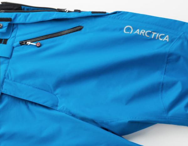 Arctica YOUTH Side Zip Pants 2.0 - black on World Cup Ski Shop 2