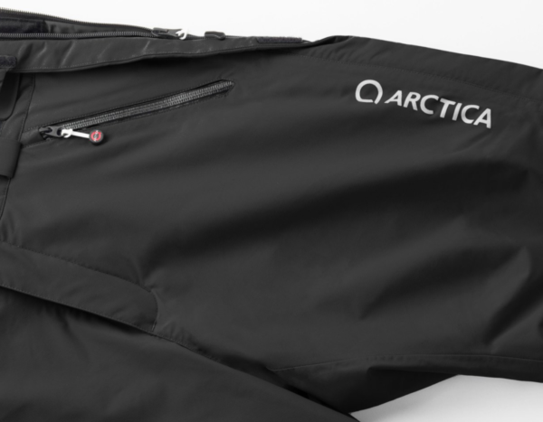 Arctica Training shorts 2.0 - black on World Cup Ski Shop 3