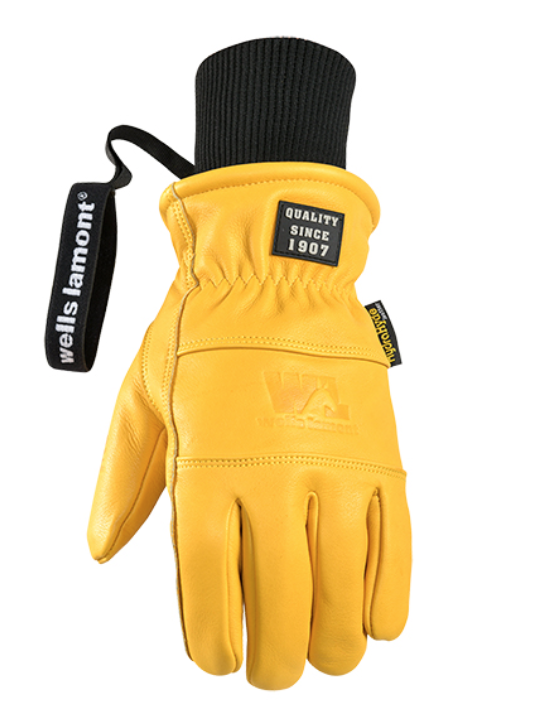 Wells Lamont Saddletan Gloves on World Cup Ski Shop