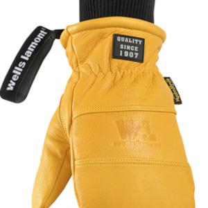Wells Lamont Saddletan Gloves on World Cup Ski Shop 2