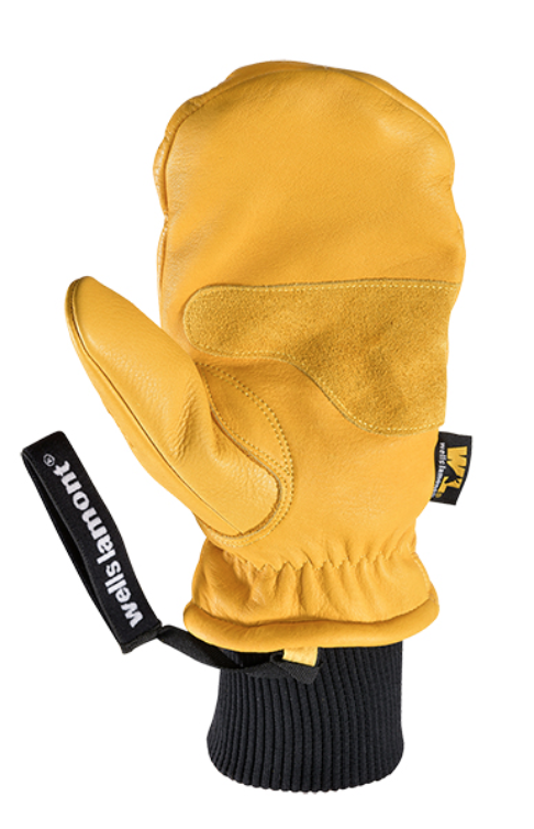 Wells Lamont Saddletan Gloves on World Cup Ski Shop 3