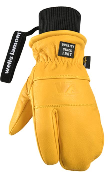 Wells Lamont Saddletan Gloves on World Cup Ski Shop 4
