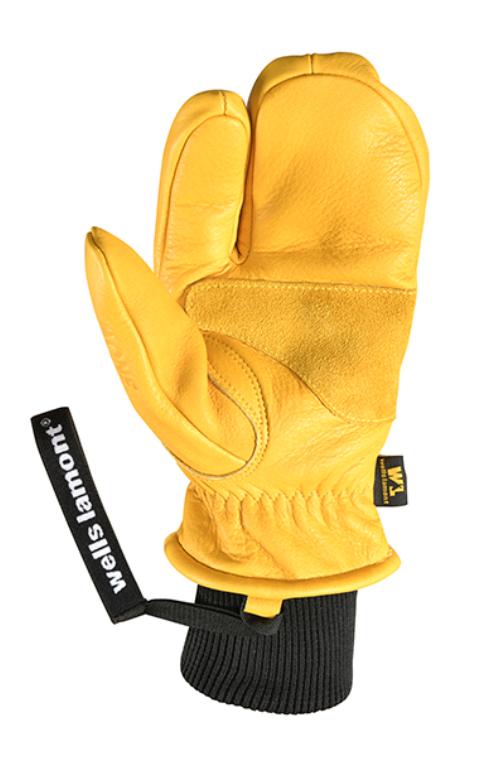 Wells Lamont Saddletan Gloves on World Cup Ski Shop 5
