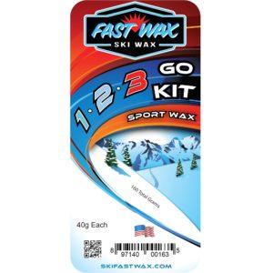 Fast Wax - 123 Go Wax Kit on World Cup Ski Shop 2